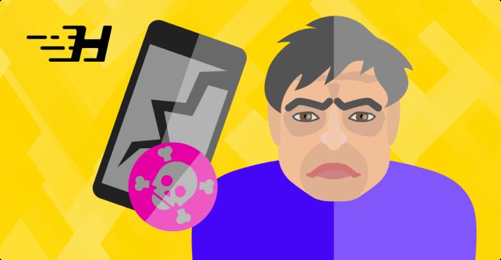 Die Hyperino App funktioniert nicht